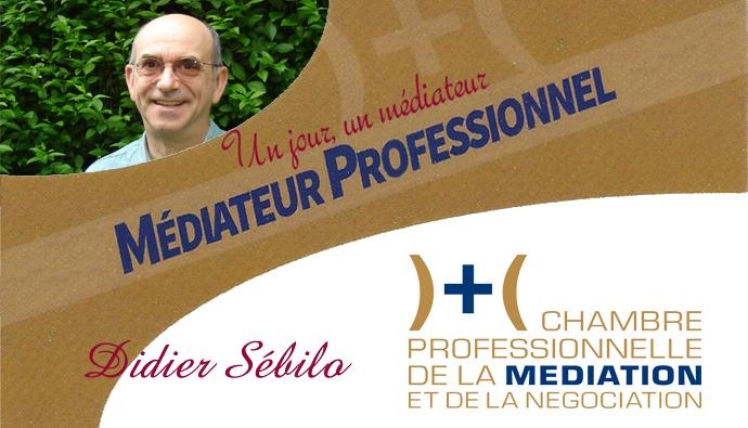 15 mai 2017 chercheur de libert - Chambre professionnelle de la mediation et de la negociation ...